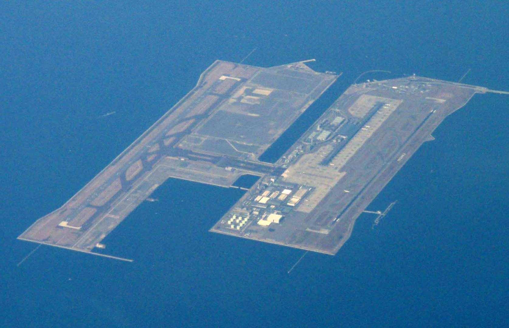 Aeroporto Internacional de Kansai Japão