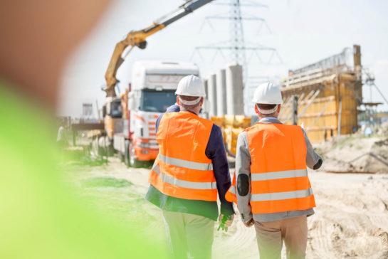 fornecedores na construção civil