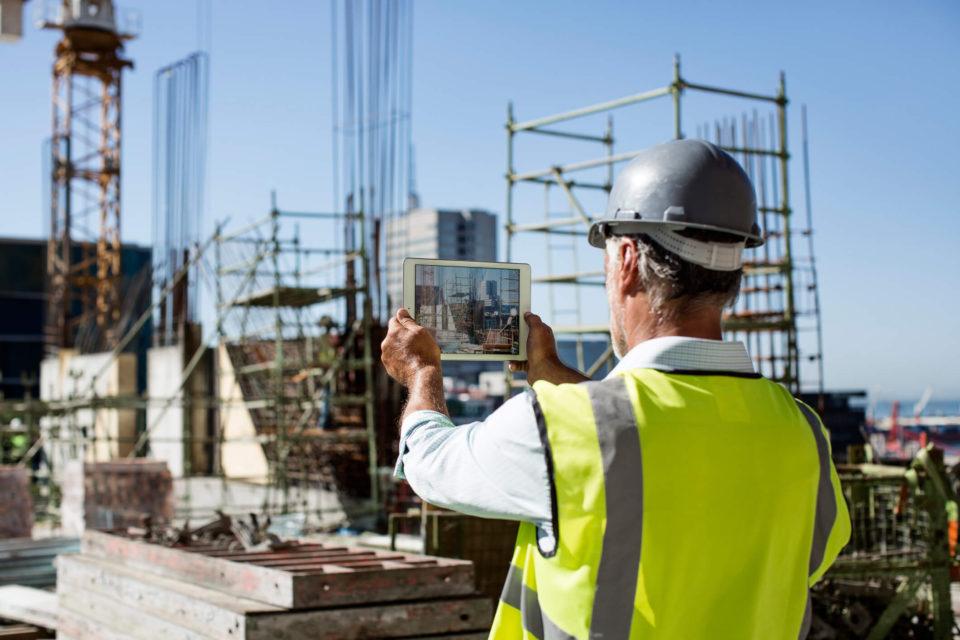 Indústria 4.0 e a Construção Civil