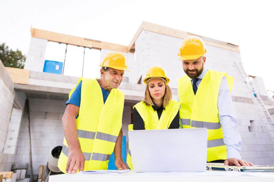 gestão de tempo na construção