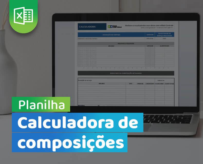 Imagem da calculadora de composições